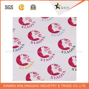 Promotional Logo Sticker Printing and Self Adhesive Sticker pictures & photos