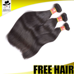 100% Peruvian Unprocessed Hair Extension pictures & photos