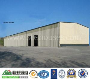 Prefab Designed Steel Structure Workshop Shed pictures & photos