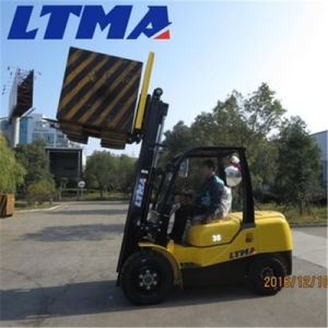 Material Handling Equipment 3.5 Ton Hydraulic Diesel Forklift pictures & photos