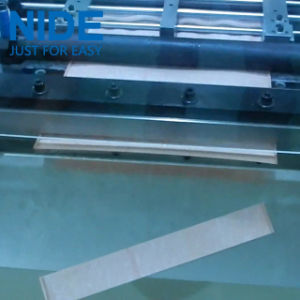 Automatic Stator Insulation Paper Forming and Cutting Machine pictures & photos
