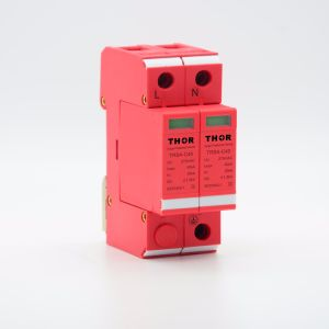 C40ka Lightning Arrester Surge Protector for CE pictures & photos