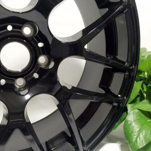 Matt Black Wholesale Cheap 20inch Car Wheels pictures & photos