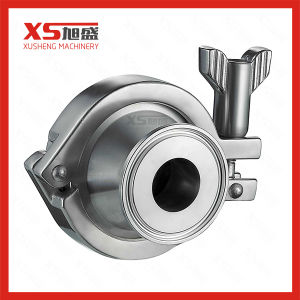 Stainless Steel Sanitary Non Return Check Valve pictures & photos