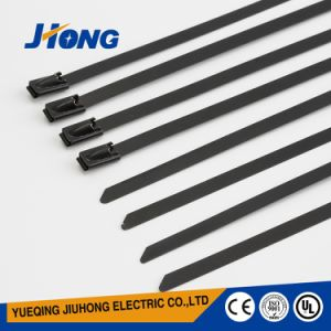 Full Coated Ss Cable Ties in Cable Accessories pictures & photos