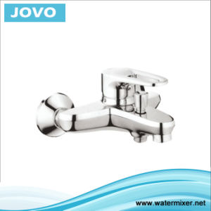 Sanitary Ware New Model Single Handle Bathtub Mixer&Faucet Jv71802 pictures & photos