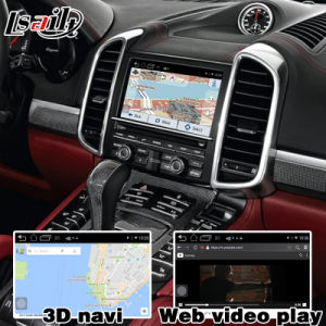 Android GPS Navigation System for Porsche Cayenne PCM 4.0 Video Interface pictures & photos
