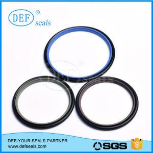 PTFE+Bronze Piston Seal for Machine Tools pictures & photos