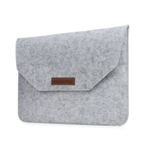 Felt Waterproof Business Notebook Pouch Cover Laptop Sleeve Bag pictures & photos