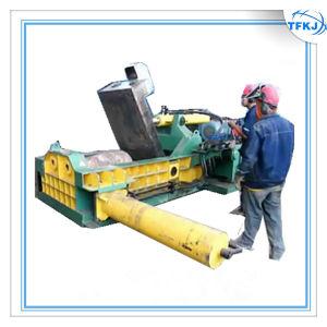 Y81t Horizontal Automatic Metal Steel Scrap Press Baler pictures & photos