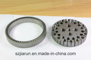 Precision Silicon Steel Ceiling Fan Motor Core Lamination Stack pictures & photos