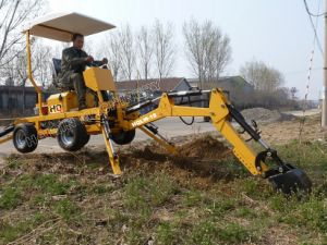 China High Quality Mini Excavator (HQLW-18) with ISO, SGS pictures & photos