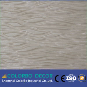Decorative Fireproof 3D Wall Panel pictures & photos