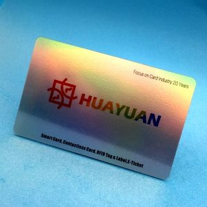 NTAG213 PVC Loyalty Gift Business Membership Cards with Qr Barcode pictures & photos