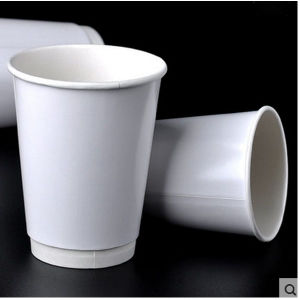 China White Paper Cup Paper Coffee Cups Disposable Paper Cups pictures & photos