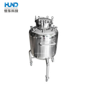 Stainless Steel Industrial Tank Movable Vessel Storage Tank pictures & photos