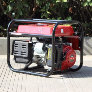 Bison (China) BS1800f 1kw Round Frame Fast Delivery Gasoline Generator pictures & photos