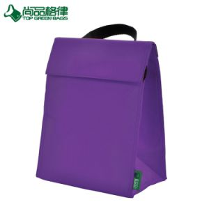 Portable Insulated Thermal Non Woven Cooler Tote Bag, Picnic Lunch Bag pictures & photos