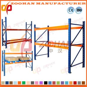Metal Wire Mesh Display Shelving Warehouse Shelf Storage Rack (Zhr155) pictures & photos