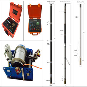 Slimhole Logging, Electric Logging System, Well Logging Equipment, Well Logging Tool, Geologging, Water Well Logging for Sale pictures & photos