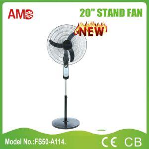 20 Inch Stand Fan Good Design Pedestal Fan (FS50-A114) pictures & photos
