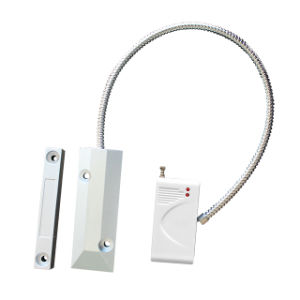 Wireless Iron Shutter Magnetic Door Contact Sensor for Home Security pictures & photos