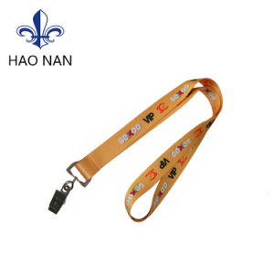 Wholesale Logo Lanyard Custom Lanyards No Minimum for Promotion pictures & photos