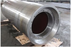 Forging St52/1045 Seamless Steel Cylinder Pipe pictures & photos