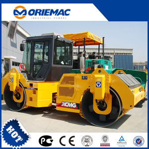 14 Ton Xcm Hydraulic Single Drum Vibratory Compactor Xs142 pictures & photos