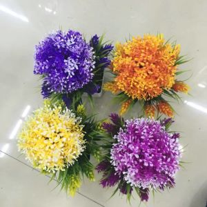 High Quality of Artificial Flowers of Wild Flowers Bush Gu-Jy06084515 pictures & photos