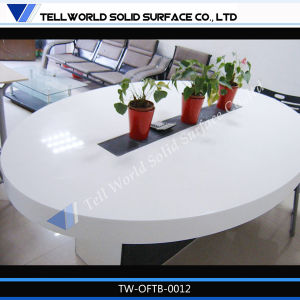 Artificial Stone Conference Office Table Meeting Table for Office Furniture pictures & photos