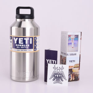 China Yeti 64oz Rambler Bottle Stainless Steel Vacuum Insulated Bottle pictures & photos