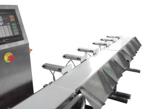 High Cost-Effective Online Checkweigher with Reject System pictures & photos