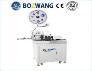 Full-Automatic Crimping and Tinning Machine (4-wire mode) pictures & photos