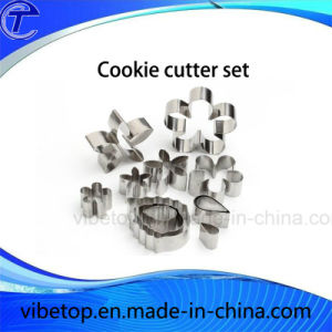 China Manufacturer Customized Stainless Steel Cookie Cutter/Cake Mold pictures & photos