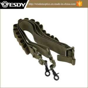 Tactical Two Point Rifle Gun Sling Airsoft Gun Shell Holder pictures & photos