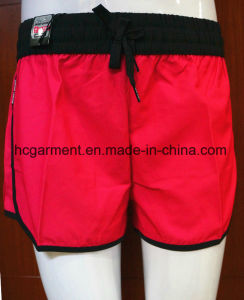 4 Way Fabric Beach Wear Quickly Dry Boardshorts for Women/Lady pictures & photos