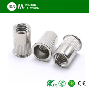 Satinless Steel SS304 SS316 Rivet Nut pictures & photos