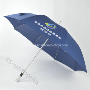 "Fiberglass 27"" Promotion and Advertising Purpose Golf Umbrella (YSS0119) pictures & photos"