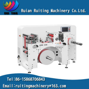 Rton-330 High Speed Auto Servo Driven Turret Slitting Rewinding Machine pictures & photos