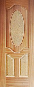 Ash Veneer HDF Door Skin (MDS-002)