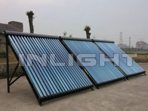 High Pressure Heat Pipe Solar Collector for Room Heating pictures & photos