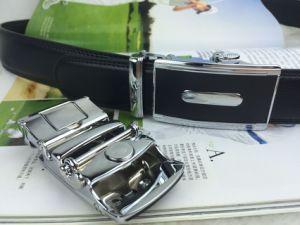Black Leather Belts for Men (HPX-160701) pictures & photos
