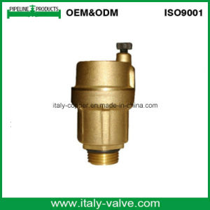 ISO9001 Cetified Brass Forged Air Vent Valve (IC-3066) pictures & photos