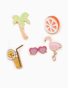 Set Cute Cartoon Characters Brooch Fashion Jewellery pictures & photos