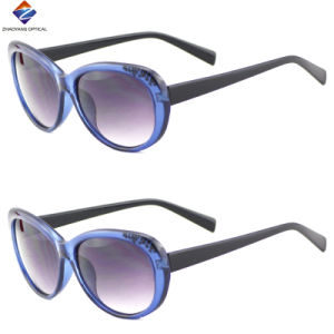 Hot Selling Frame Plastic Sunglasses pictures & photos
