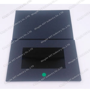 7.0inch Video Advertising Card, LCD Video Brochure pictures & photos
