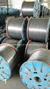 1X7 5mm Hot Dipped Galvanized Steel Strand pictures & photos