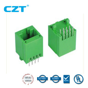UL Approved PCB Jack Connector (YH-52-28)