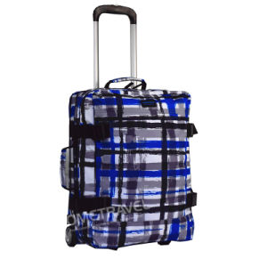 New Pattern Blue Stripe Trolley Bag/Travel Bag/Sport Bag/Gym Bag/Backpack Series pictures & photos